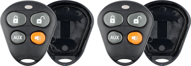 KeylessOption Challenge the lowest price Keyless Entry Remote Control Fob Starter C Car Fashionable Key