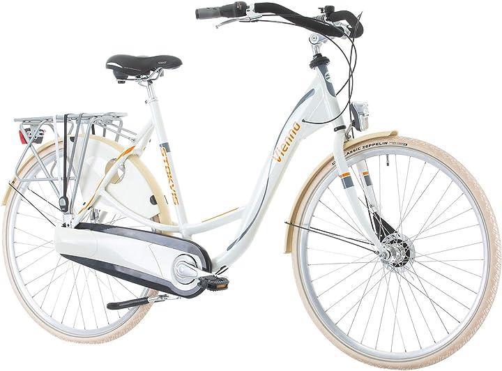 Bicicletta da città per donne 28`` sprint sintero plus B07MMDJBC1
