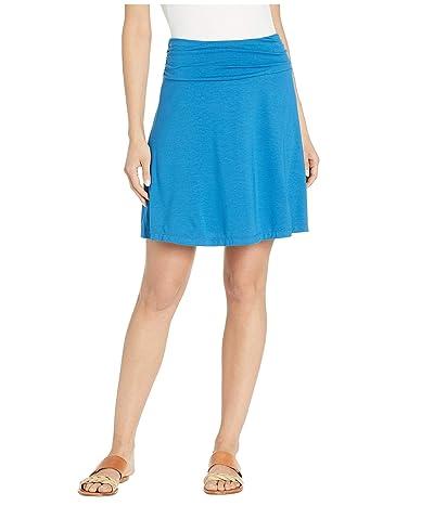White Sierra Tangier Skirt (Blue Sea) Women