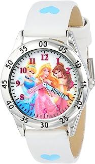 Kids' PN1172 Princess Watch with White Band