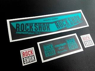 Pegatinas Rock Shox Monarch Plus RC3 2016 ECO06B Stickers AUFKLEBER ADESIVI Bike