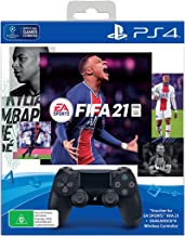 PlayStation DualShock 4 Controller - FIFA 21 Bundle