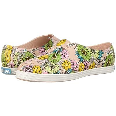Native Shoes Jericho (Chameleon Pink/Shell White/Jardin) Women