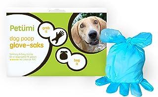 Petumi Dog Poop Glove Saks pcs