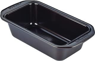 Circulon Nonstick Bakeware 9-Inch x 5-Inch Loaf Pan, Chocolate Brown - 46013