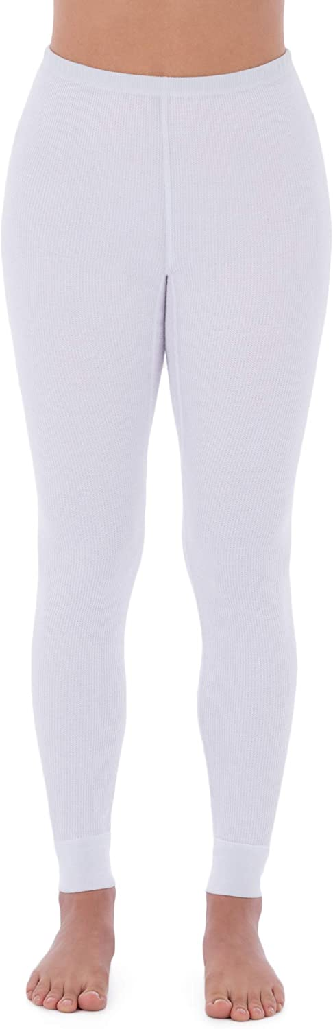 Fruit of the Loom Womens Micro Waffle Premium Thermal Bottom