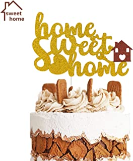 Best home sweet home cake topper Reviews