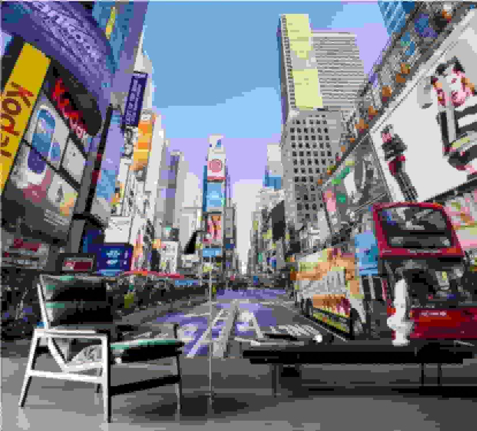 mejor vendido Mbwlkj Retro Exterior Calle Calle Paisaje Sala De Estar Estar Estar Parojo Personalizado Papel pintado De La Sala De Estar 3D Fondo De Pantalla De Un Hotel Exótico-200cmx140cm  encuentra tu favorito aquí
