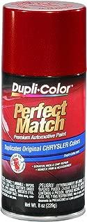 Dupli-Color EBCC04127 Inferno Red Metallic Chrysler Perfect Match Automotive Paint - 8 oz. Aerosol