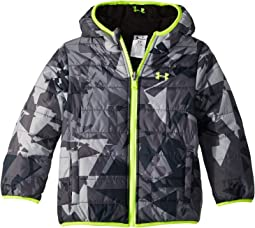 Print Reversible Pronto Puffer (Big Kids)