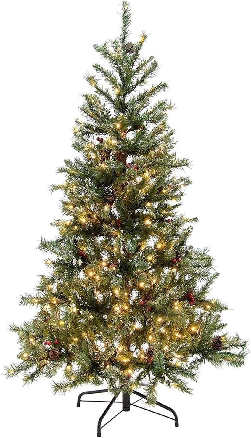 San Diego Mall National Tree Company Artificial Christmas tree Gorgeous 6