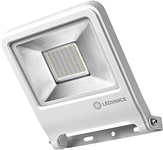 LEDVANCE Naświetlacz LED: for ściana, ENDURA® FLOOD Ciepły biały / 50 W, 220…240 V, kąt rozsyłu światła: 120°, Ciepły biał...