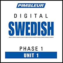 Swedish Phase 1, Unit 01: Learn to Speak and Understand Swedish with Pimsleur Language Programs