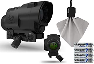 $1414 » Garmin Xero X1i Crossbow Scope Bundle | +Retractable Microfiber Towel & Extra Lithium Batteries (4-Pack, AAA) | Built-in L...