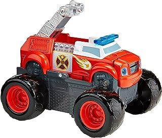 Blaze - Vehículo Fisher Price - Automóvil de Bomberos Convertible - Modelo n. DRY93