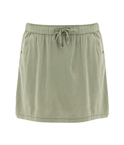Aventura Clothing Tristan Skirt (Matte Green) Women