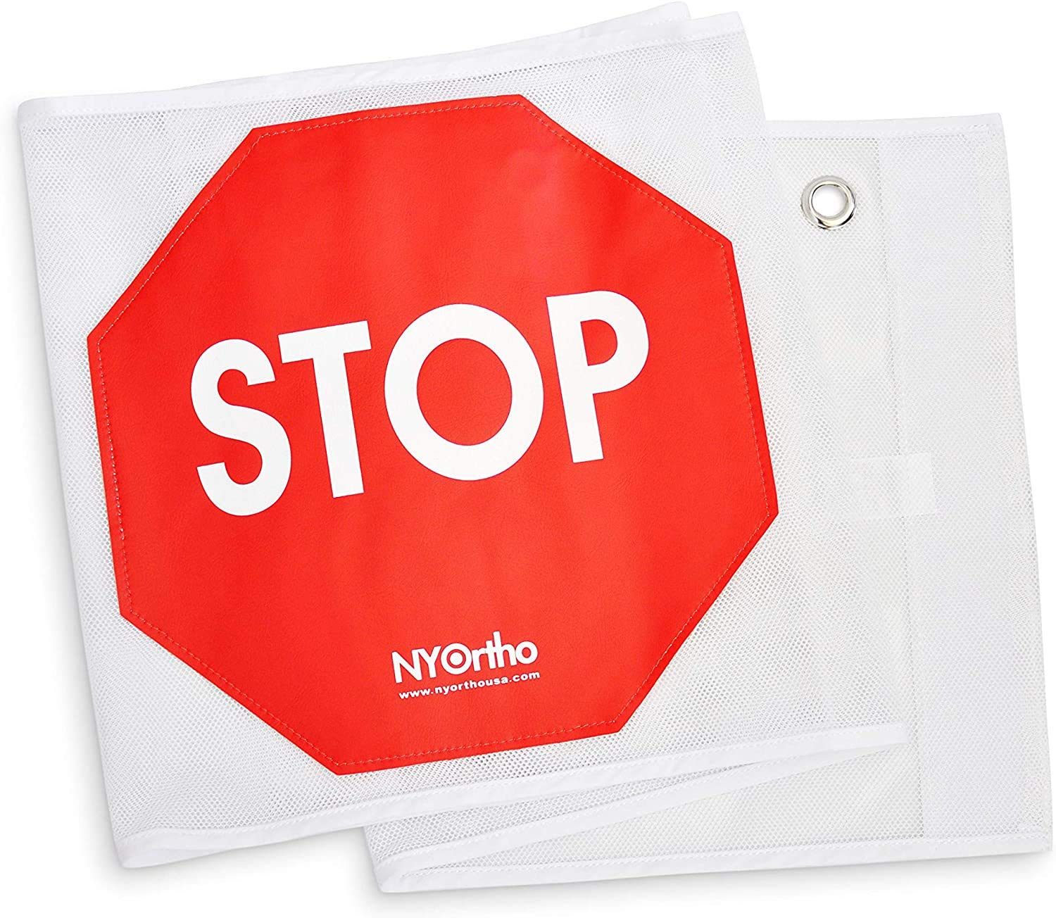 NYOrtho Door Guard Stop Sign Size: Ranking TOP14 Banner Max 53% OFF 40 Strip