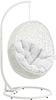 Amazon Com Hanging Bubble Chair Home Kitchen