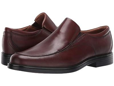 Clarks Un Aldric Walk (Tan Leather) Men
