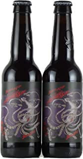 ブリュードッグ バレルエイジド アルバイノ スクイッド アサシン レッドライIPA 330ml×2本 クラフトビール