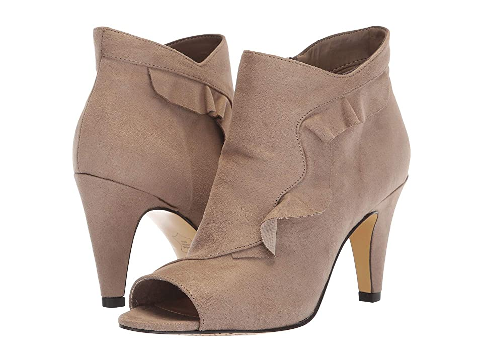 Bella-Vita Nicolette II (Stone Super Suede) High Heels