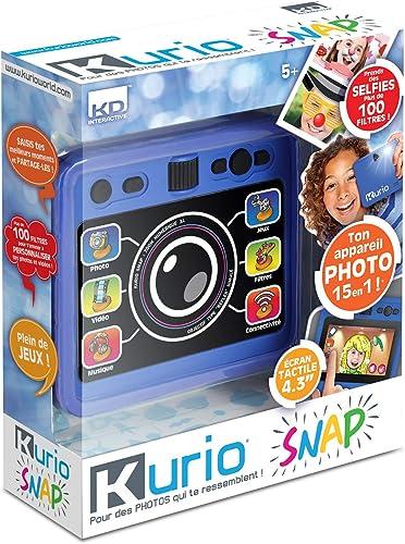 venta caliente Taldec Kurio Kurio Kurio Snap la cámara táctil y Ludique  alta calidad