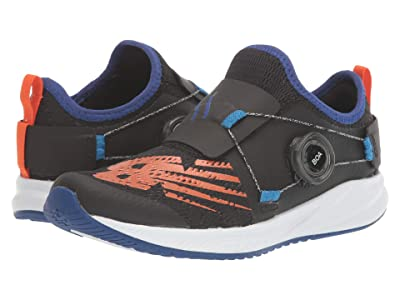 New Balance Kids FuelCore Reveal (Big Kid) (Black/Marine Blue) Boys Shoes
