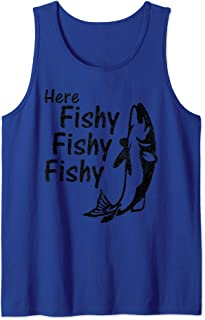 Rod And Reel Spinning Funny Fly Fishing Meme Gift Tank Top