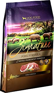 Zignature Pork Formula Dry Dog Food
