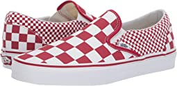 (Mixed Checker) Chili Pepper/True White
