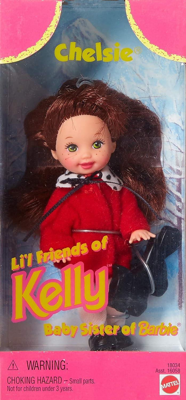 alta calidad general Barbie CHELSIE Doll Doll Doll Li'l Friends of Kelly (1997)  marcas de moda