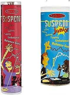 Melissa & Doug Bundle 4371 Suspend Game and 4276 Junior Suspend Game Set