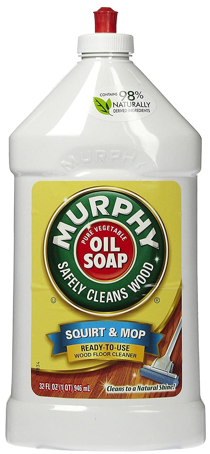 trust Murphy Oil Soap All items in the store 101151 Murphy® Just Squirt Cleane Floor Mop