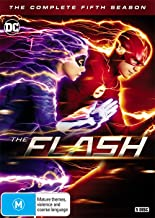 The Flash: Season 5 (DVD)
