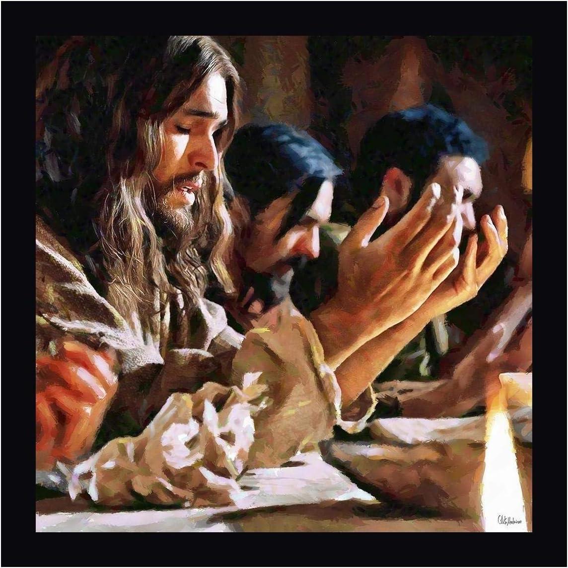 Praying Jesus I by Celito Medeiros 30