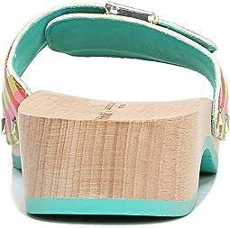 Bella Plaid Leather