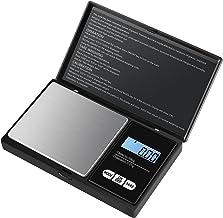 Diyife Balance de Précision, 500g/0.01g, Balance de Cuisine, Balance de Poche Numérique Portable avec Écran LCD et Tare Fu...