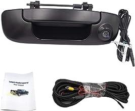 $78 » Black Tailgate Handle Backup Rear View Camera for Dodge Ram 1500 2500 3500 2002-2009 Tailgate Backup Reverse Handle with B...