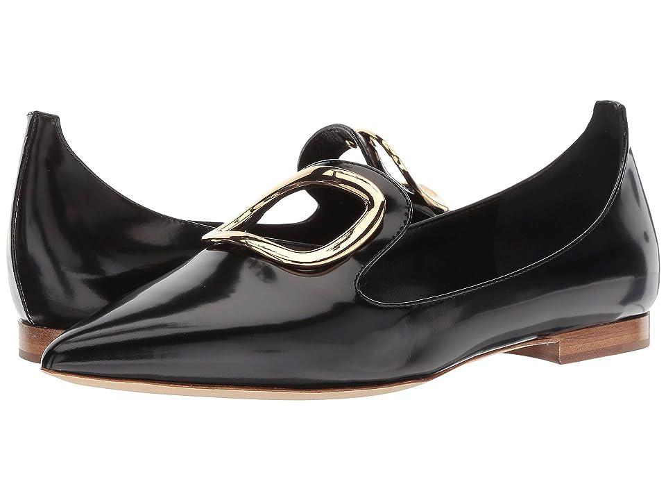 Rupert Sanderson Vision (Black Polished Leather) Women