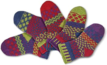 Kids Toddlers Mismatched Socks for Girls Solmate Socks A pair with a spare Boys