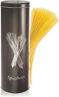 com-four® Boîte de Conservation Spaghetti avec Couvercle - Récipient de Conservation pour Les pâtes et Les Nouilles - Boît...