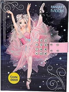 Depesche 10196Diario con código Secreto y Sonido Fantasy Model, Multicolor