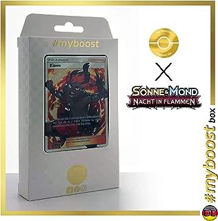 Pokemon SM03-DE-142/147 Card - SM03-DE-142/147