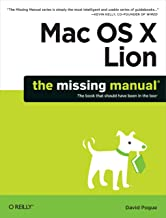 Mac OS X Lion: The Missing Manual (Missing Manuals)