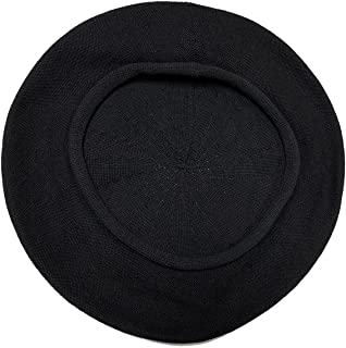 Parkhurst of Canada 11-1/2 Inch Cotton Knit Beret