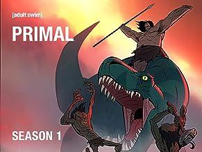 Genndy Tartakovsky's Primal Season 1