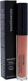 BareMinerals Gen Nude Patent Lip Lacquer - Lifegoals