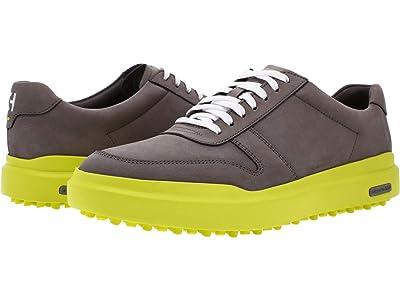 Cole Haan GrandPro Rally Golf Waterproof Spikeless Golf Sneaker
