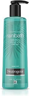 Neutrogena Rainbath 16 Ounce Ocean Mist Shower & Bath Gel (473ml) (2 Pack)