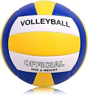 バレーボール 5号球 軽量 検定球 室内室外 練習用ボール 初心者 婦人用 一般・大学・高校